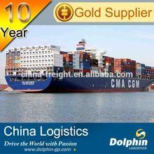 sea freight rates Shanghai to Myrtle Grove,Florida,USA
