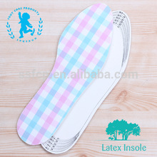 polyurethane adjustable height increasing insole for shoe