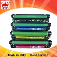CE400X 400x compatible toner cartridge for hp 400A 401a 402a 403a for hp Laser Jet 3525 color toner cartridge