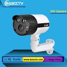 MUX array 3.6mm fixed bullet 1080p sdi cctv camera