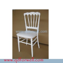 7 Years No Clients Complaint Reliable Reputation Manufacturer Stackable rental napoleon chair,wood napoleon chair,napoleon chair