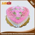 buena encantadora falsa torta de la boda