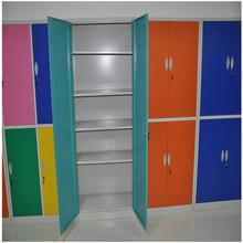 colorful metal school locker steel filing cabinet office furniture