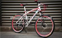 การออกแบบใหม่จักรยานเสือภูเขานิ้ว26/mtbจักรยานชิ้นส่วนจักรยานกับshimano