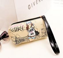 Korean style fashion simple nise handbag China high quality hand bags