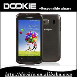 Original coolpad 7060 Android Single Core 4.0Inch IPS Screen 3G GPS Dual Sim Phone