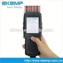 EKEMP Windows OS Barcode Data Terminal X6