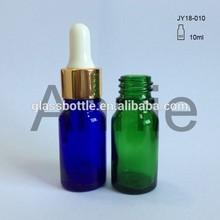 5ml 10ml 15ml 20ml 30ml 50ml empty Blue dropper glass bottle