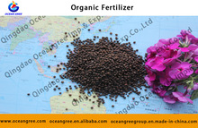Excellent ISO9001 Manufacturer offer Organic Fertilizer with N/P/K nutrition and Amino Acid