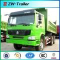 prix usine chinoise camion à benne pour le transport de pierre de sable pour la vente