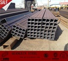 High quality astm cold ms square tube/Manufacturer 50x50mm square steel pipe/Supplier full sizes steel tube