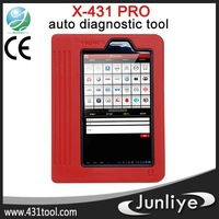 Newly hot sale and durable Launch X431 Pro auto tech scanner komatsu diagnostic tester tool