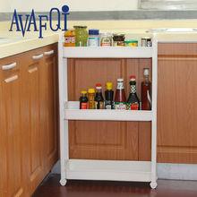 AVAFQI 3 tier wire bathroom storage rack