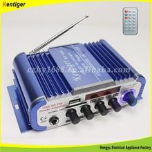 12V tube amplifier with light