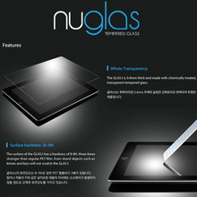 NUGLAS top quality stylish for ipad air screen guard film