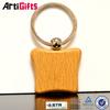 Custom digital photo keychain wood keychain