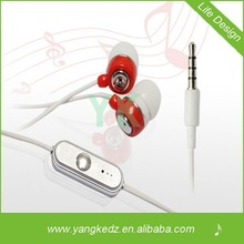 Factory directly OEM customized earphone piston