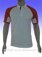 new design custom logo embroidered polo tee shirt