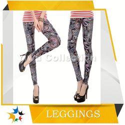 Women new trend Seamless Printing xxx usa sexy ladies leggings sex photo women jeans