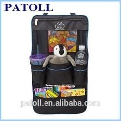 Avon audit factory travel hanging car back seat organizer for kids