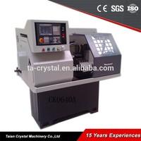 China Mini Lathes High Precision CNC Small Lathe Machine CK0640A