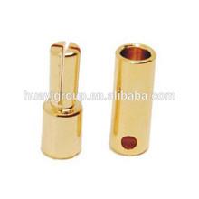 3.5 MM Bullet Connector Banana Plug
