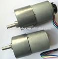 Xh-gm500 37mm 6v 12v engranaje de la cc del motor reversible con cpr 64 codificador utilizado en robots