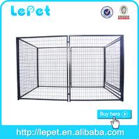 cheap welded wire panel asphalt roof waterproof dog kennel