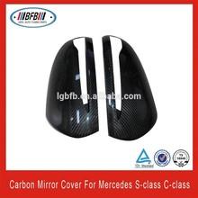 NEW!!!carbon fiber mirror cover for mercedes benz S-class C-class 2015