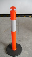 Height 1100mm Warning Post Exported To Australia