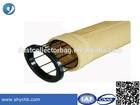 Cement baghouse media Cement cylinder filter bag baghouse filter