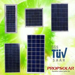 Hot sales Propsolar small rectangular solar panel best quality for 12v battery