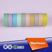 Professional factory supply self-adhesive decoration tape