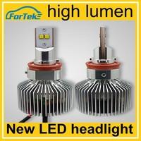 high lumen car led bulb 9000lm h8 phillip chip