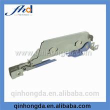 De aluminio de precisión cubos, Encargo de mecanizado de piezas
