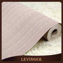 Levinger Vintage Wallcoverings Striped Wallpaper Manufacturing