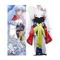 inuyasha sesshoumaru traje de cosplay