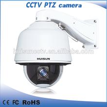 Auto tracking 360 degree high resolution CCTV Analog speed dome PTZ camera