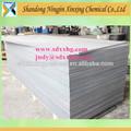 Autolubricante UHMW plástico de polietileno de placa / moldeado prensa hoja UHMWPE