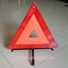 2015 NEW Warning Reflective Triangle Flare Kit
