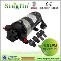 160psi 220v ac 5.5lpm hydraulic motors pump/car washer water pump/engine water pump