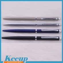 Good For Promotional Thin Metal Pen With Custom Logo