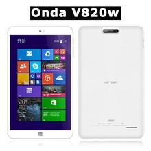 8.0inch Onda V820w Intel Z3735F Quad Core Tablet Windows 8.1 OS, 2GB RAM 16GB / 32GB WIFI Bluetooth OTG