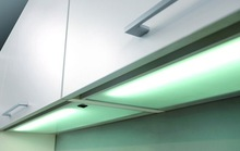 SMD 5050 strip aluminium substrate PCB board under cabinet kitchen light