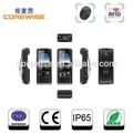 Tela de toque capacitivo handheld terminal pos com wi fi, Gps, Bluetooth, 3 g, Leitor de cartão inteligente rfid, Scanner de impressão digital
