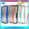 New Arrival ! TPU Edge vs Scrub PC Back Cover Case for iPhone 6 4.7inch