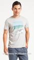 Oem gedruckt 100% baumwolle t-shirt großhandel