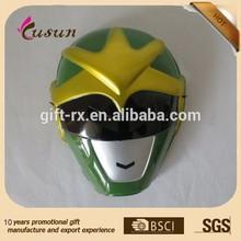2015 New Wholesale Cheap Halloween Custom Plastic Mask