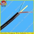 300/500v pvc insulated pvc sheath copper conductor 3 core 2.5mm flexible wire