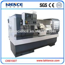 CK6150T multi-purpose lathe machine precision lathe for metal machine parts and function